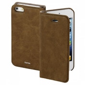 Guard Case Booklet Case for Apple iPhone 5/5s/SE Brown