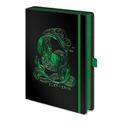 Harry Potter - Slytherin Foil Notebook