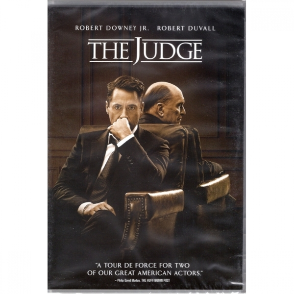 Ex-Display The Judge DVD Used - Like New