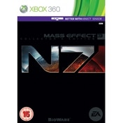 Ex-Display Mass Effect 3 N7 Collector's Edition (Kinect Compatible) Game Xbox 360 Used - Like New