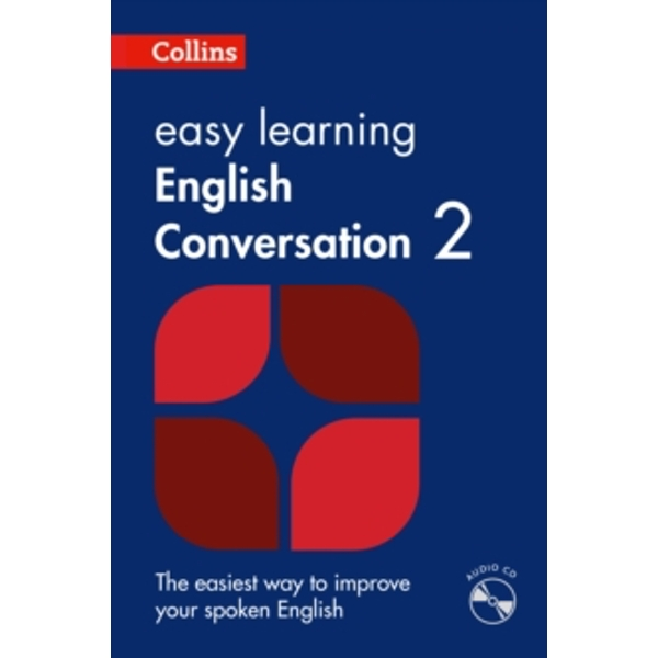 Easy Learning English Conversation : Book 2
