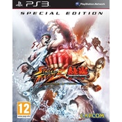 Ex-Display Street Fighter X Tekken Special Edition Game PS3 Used - Like New