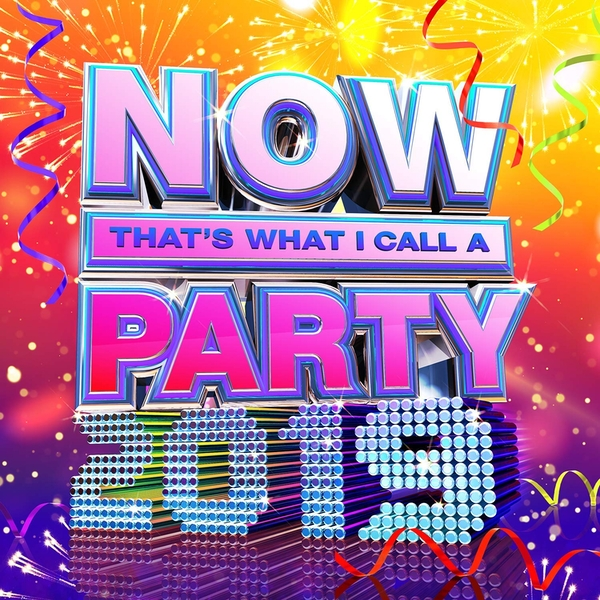 Now That's What I Call A Party 2019 CD