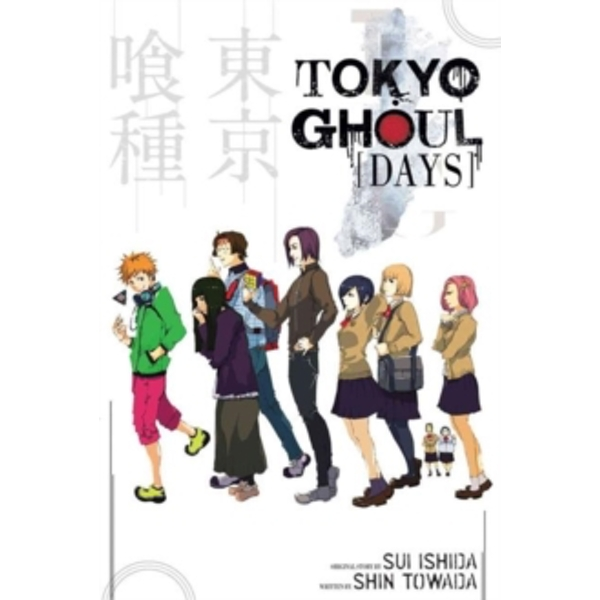 Tokyo Ghoul : Days