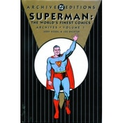 Superman In Worlds Finest Archives HC Vol 01
