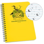 Rite In The Rain Unisex Waterproof Birder's Journal 4.5 X 7 inches - Yellow