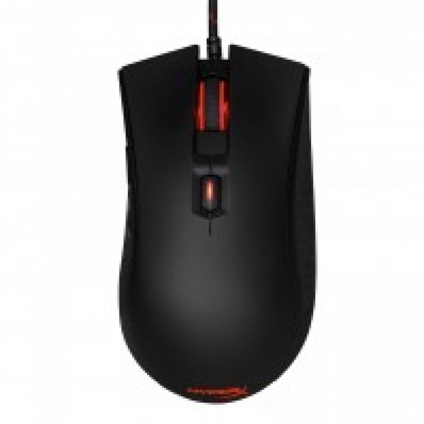 HyperX Pulsefire FPS USB Optical 3200DPI Right-hand Black mice