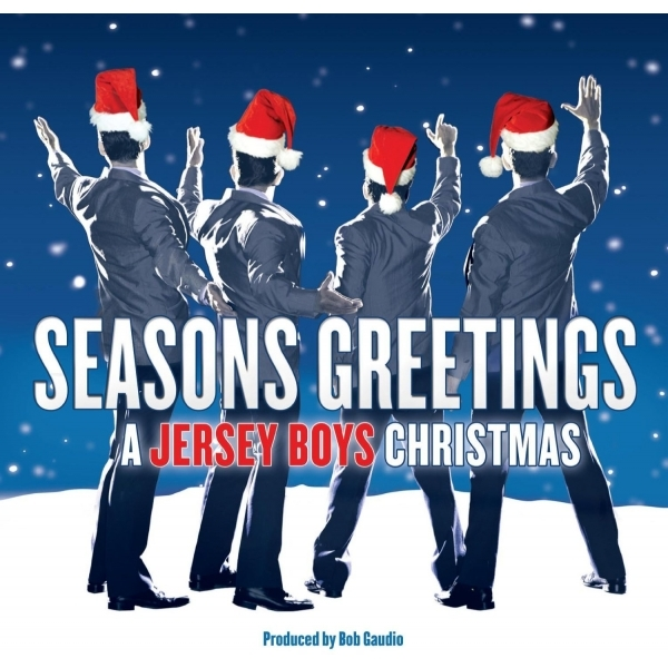 The Jersey Boys - Seasons Greetings CD
