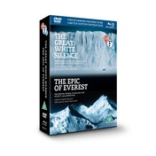 The Epic of Everest & The Great White Silence Blu-ray & DVD