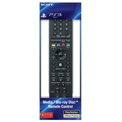 Official Sony Media & Blu-ray Disc Remote Control v2.0 PS3