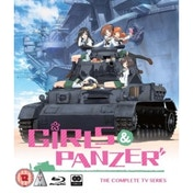 Girls Und Panzer Collection Blu-ray
