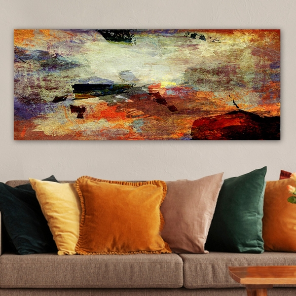 YTY79208944_50120 Multicolor Decorative Canvas Painting