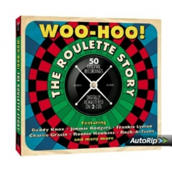 Various Artists - Woo Hoo!- The Roulette Story CD