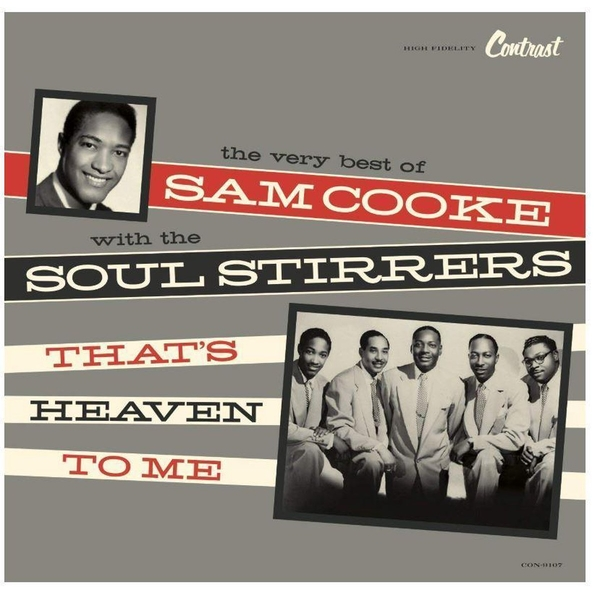 Sam Cooke with the Soul Stirrers - That's Heaven to Me CD