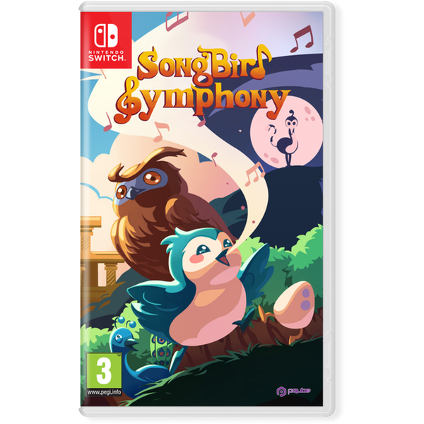 Songbird Symphony Nintendo Switch Game