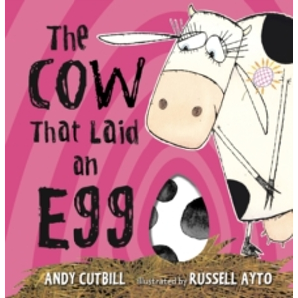 The Cow That Laid An Egg by Andy Cutbill (Paperback, 2008)