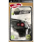 Need for Speed ProStreet Game (Essentials) PSP