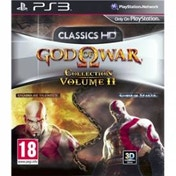 God of War Collection Volume 2 II Game PS3