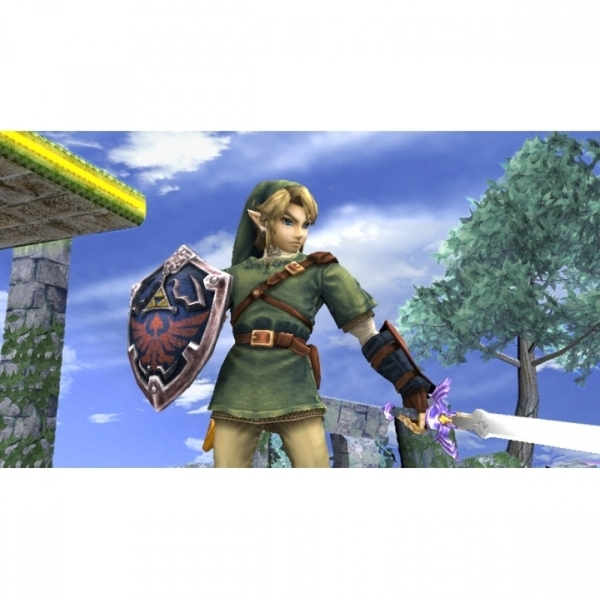 Ex-Display Super Smash Bros Brawl (Selects) Game Wii - Image 4