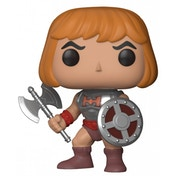 He-Man with Battle Armor (Masters of the Universe) Funko Pop! Vinyl Figure