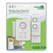 HomeGuard Wireless Home Alarm Kit - Door and Window Alarms