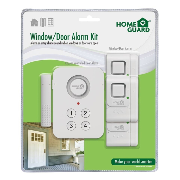 Homeguard Wireless Home Alarm Kit Door And Window Alarms