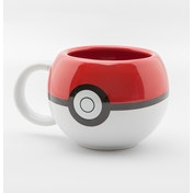 Pokemon Pokeball 3D 3D Mug