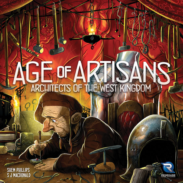 Image of Architects of the West Kingdom: Age of Artisans Expansion