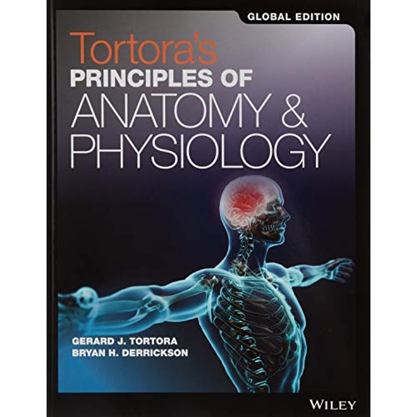 Tortora's Principles of Anatomy and Physiology Set 15e Global Edition by Gerard J. Tortora, Bryan H. Derrickson (Paperback, 2017)