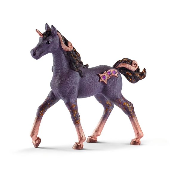 Schleich - Bayala Shooting Star Unicorn Foal Toy Figure