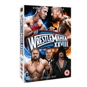 WWE - WrestleMania 28 DVD