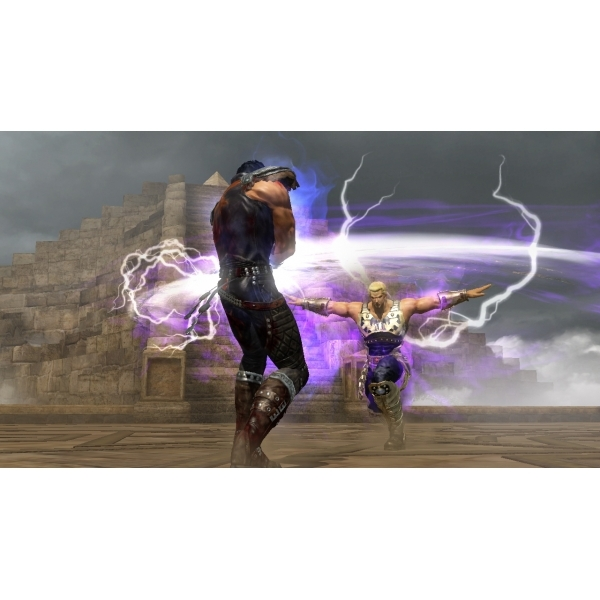 Fist of the North Star Kens Rage 2 Game PS3 - Image 8