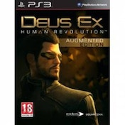 Deus Ex Human Revolution Augmented Edition Game PS3