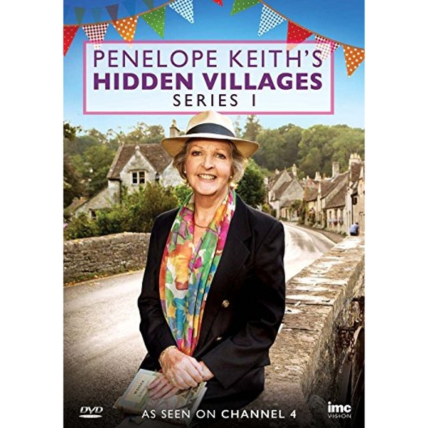 Penelope Keiths Hidden Villages Series 1 - As Seen on Channel 4 DVD