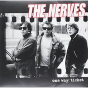 The Nerves - One Way Ticket LP Vinyl