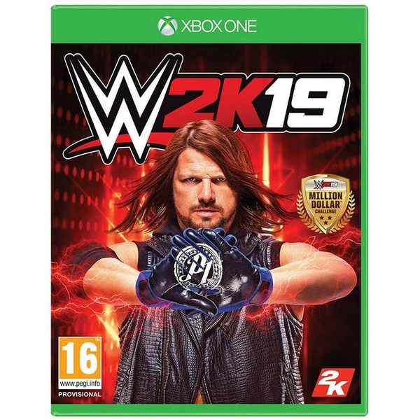 WWE 2K19 Xbox One Game - Image 1