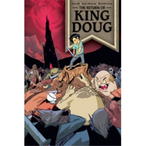 The Return of King Doug Hardcover