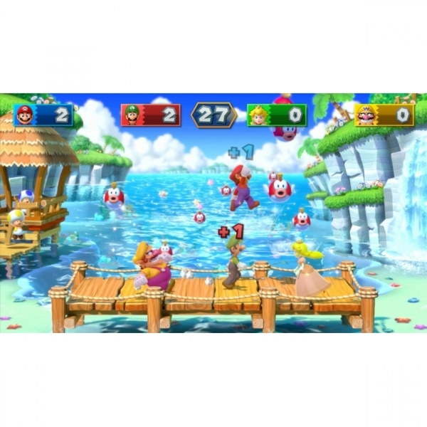 Mario Party 10 Wii U Game (Selects) - Image 3