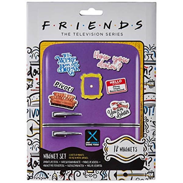 Friends Fridge Magnet Set