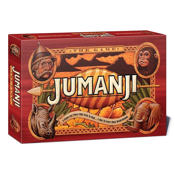 Original Jumanji Board Game