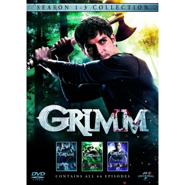 Grimm Seasons 1 3 Dvd Ozgameshop Com
