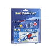 Fokker D VII 1:72 Revell Model Kit