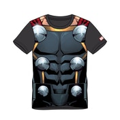 Thor - Suit Sublimation Men's Large T-Shirt - Grey