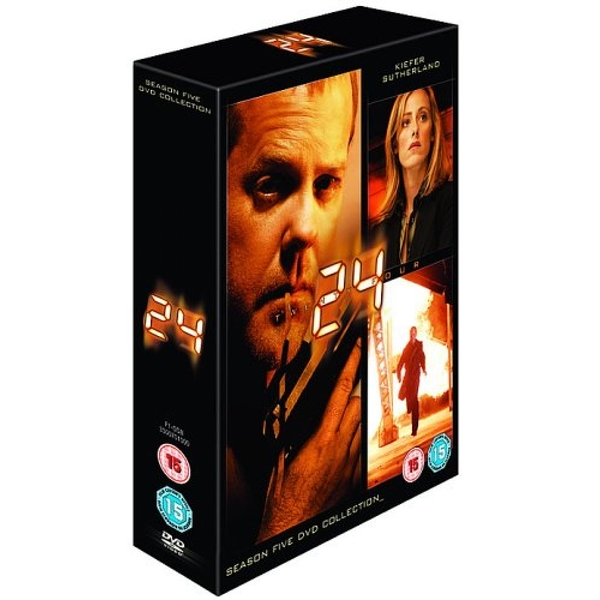 24: Season Five DVD Collection DVD