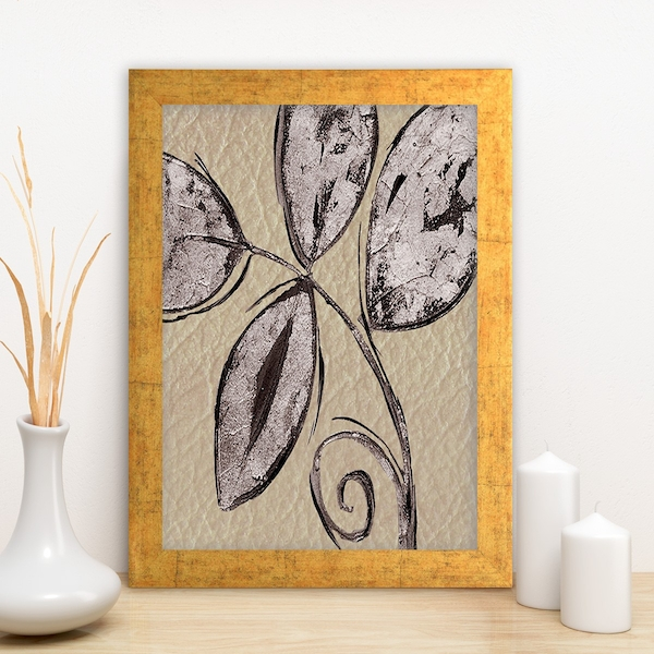 AC7063147453 Multicolor Decorative Framed MDF Painting