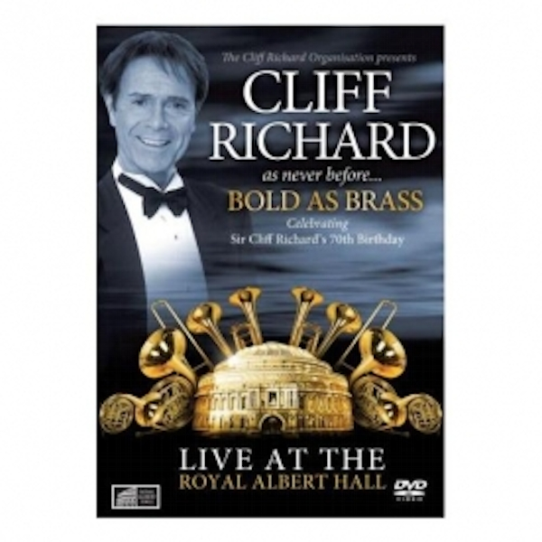 Cliff Richard Bold As Brass DVD
