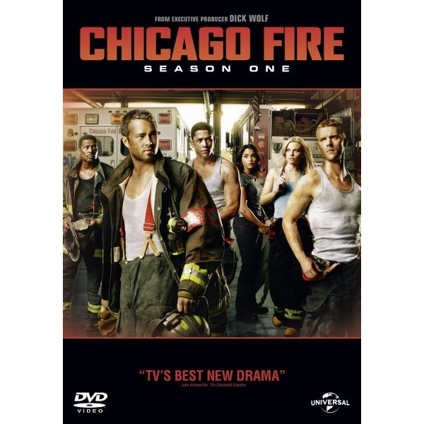 Chicago Fire: Series 1 DVD