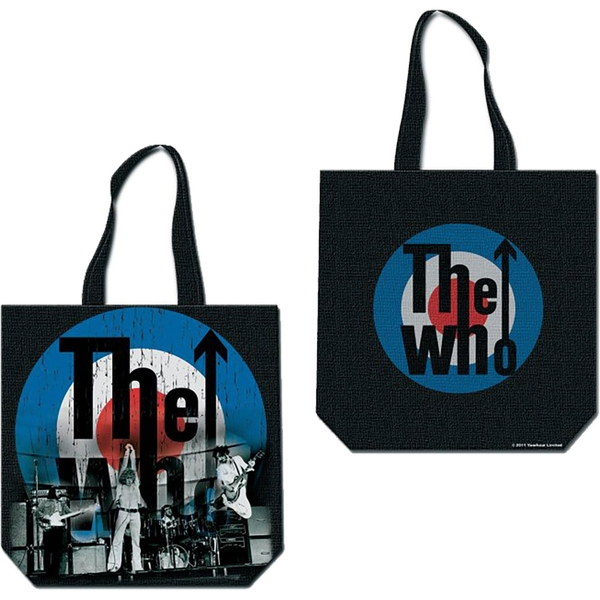 The Who - Target Cotton Tote Bag