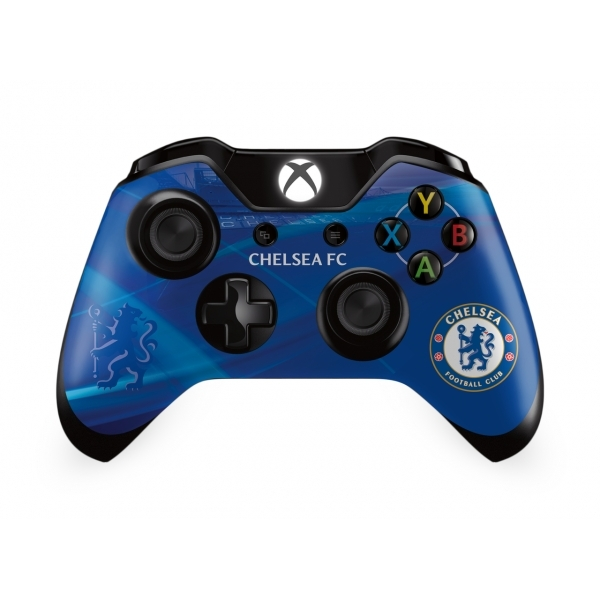 Chelsea Xbox One Controller Skin