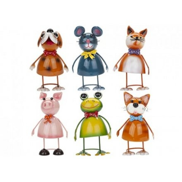 Novelty Animal Ornaments (One Supplied)